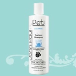 All shampoos are specially formulated with our exclusive botanical extract blend. The pH is just right for pet's skin. Low lather for easy rinsing, coats are left shiny and soft with a fragrance that's pleasing to pets.