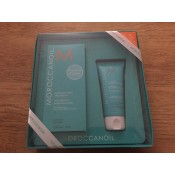 moroccanoil original treatment 125ml size with intense hydrating mask,2 item set