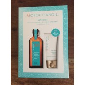 moroccanoil treatment 125ml and 75ml hand cream