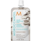 moroccanoil color depositing mask 30ml platinum