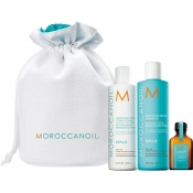 moroccanoil moisture repair limited edition tote bag