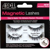 ardell magnetic strip lashes, double demi wispies