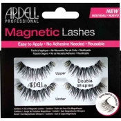 ardell magnetic strip lashes, double wispies