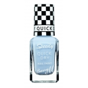 barry m cosmetics speedy nail paint eat my dust
