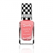 barry m cosmetics speedy nail paint in a heart beat
