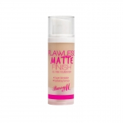 barry m liquid flawless matte finish foundation ivory