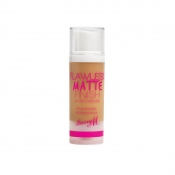 barry m liquid flawless matte finish foundation beige