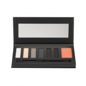 barry m cosmetics smokin hot palette eye shadow and blush