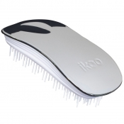 ikoo metallic brush no tangle oyster