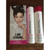 paul mitchell super strong bonus bag inc shampoo & conditioner