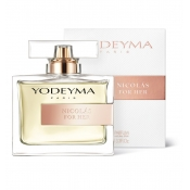yodeyma parfum nicolas for her 100ml
