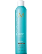 moroccanoil luminous hairspray, extra strong 330ml