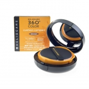 heliocare 360˚ color cushion compact bronze 15g