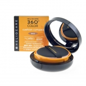 heliocare 360˚ color cushion compact beige 15g