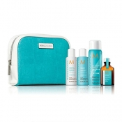 moroccanoil hydrate and style travel kit