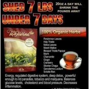 tedivina the original detox slimming tea